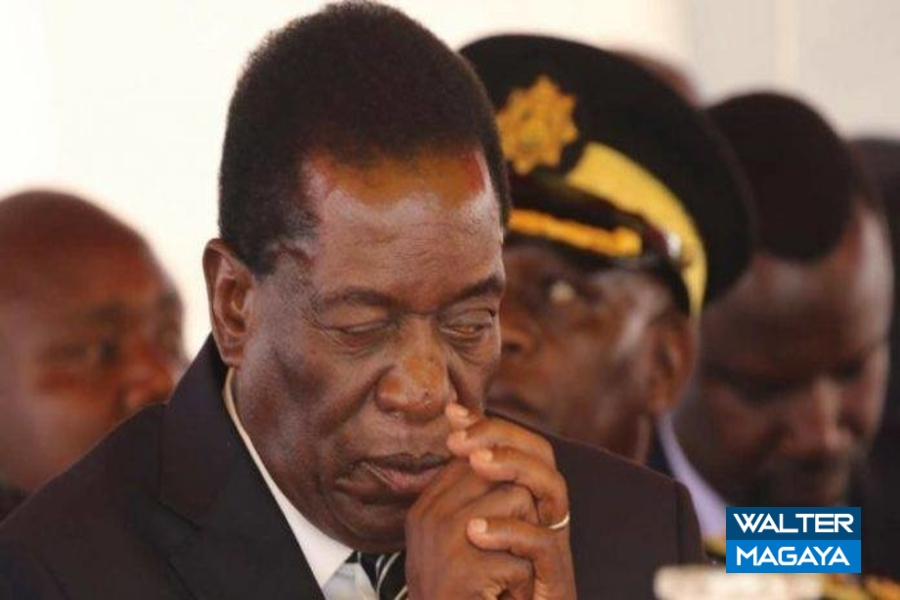 Mnangagwa Hints At Posible Lockdown Extension