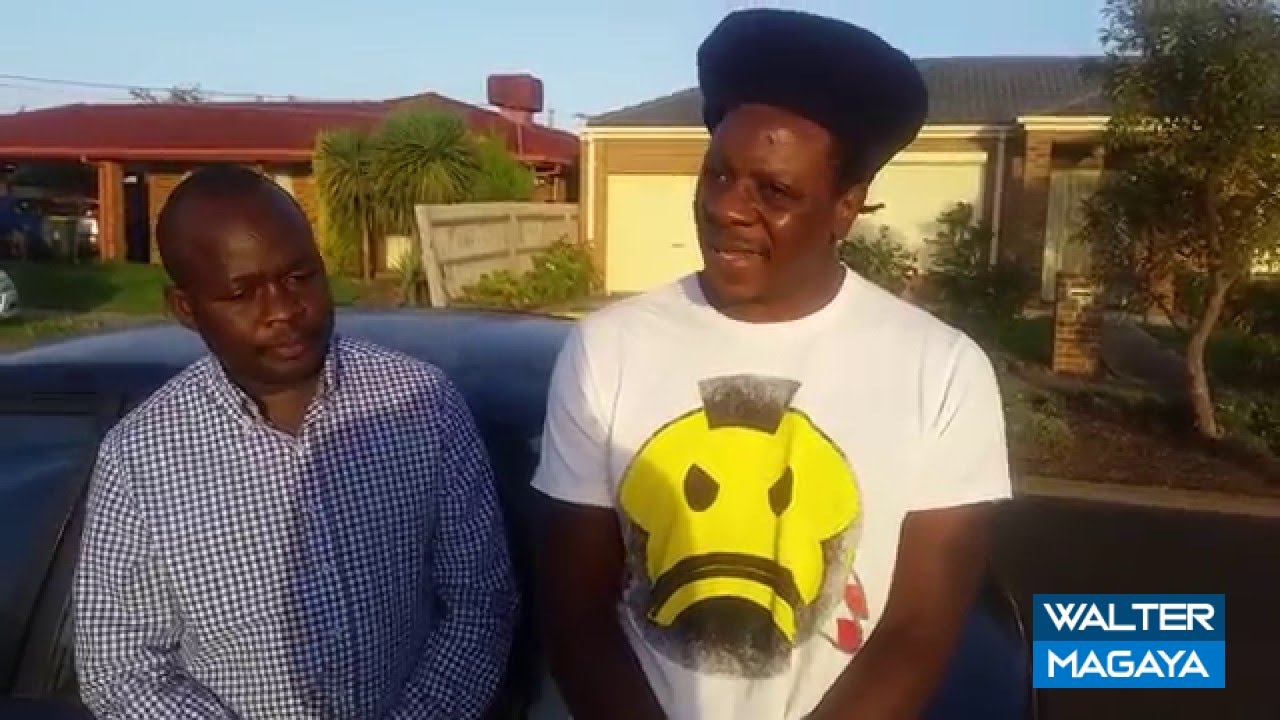 Zim Dancehall Legend Mad Minnox Gives Advice To Mukoma Masimba