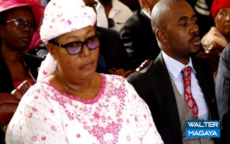 Chamisa & Khupe Fued Is Not Ending Soon