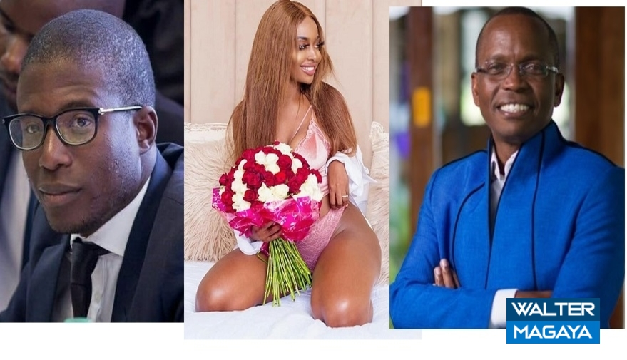 Acie Lumumba Says Shingi Munyeza Is Dating Natalie Mhandu