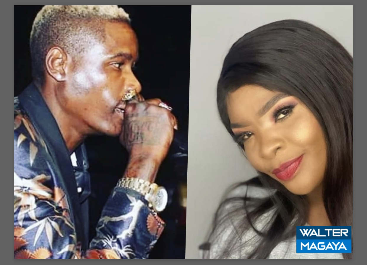 Amai TT Heartbroken With Death Of Souljah Love