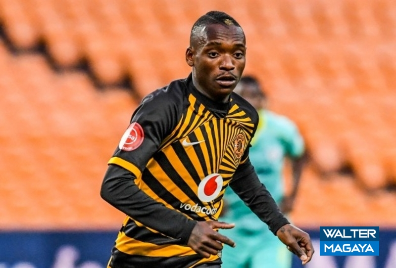 Kaizer Chief To Sell Khama Billiat To Any Team Interested