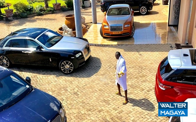 Ginimbi's Bentley Goes Missing